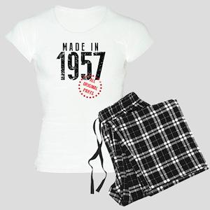 Made In 1957, All Original Parts Pajamas