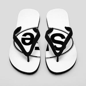 sfe-oval.png Flip Flops
