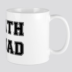 DEATH SQUAD Stainless Steel Travel Mugs