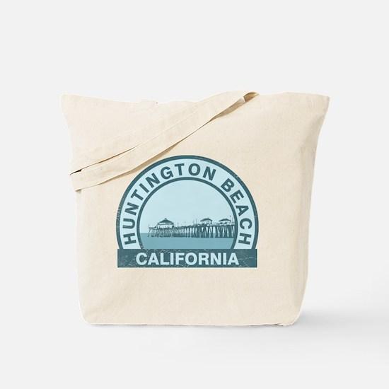 Huntington Beach, CA Tote Bag
