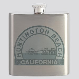 Huntington Beach, CA Flask