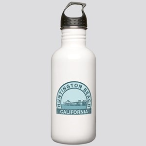 Huntington Beach, CA Water Bottle