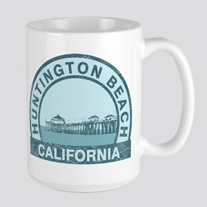 Huntington Beach, CA Mugs