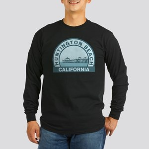 Huntington Beach, CA Long Sleeve T-Shirt