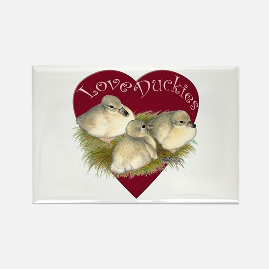 Love Duckies Magnets