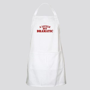A Little Bit Dramatic BBQ Apron
