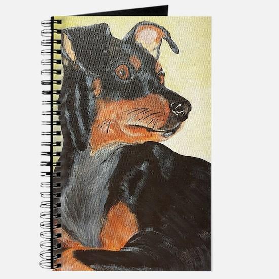 Cute Portrait Journal