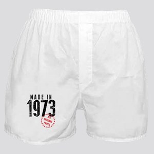 Made In 1973, All Original Parts Boxer Shorts