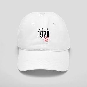 Made In 1978, All Original Parts Baseball Cap