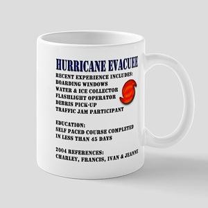 Hurricane Evacuee Mug