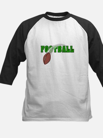 foot logo with ball swoosh Baseball Jersey