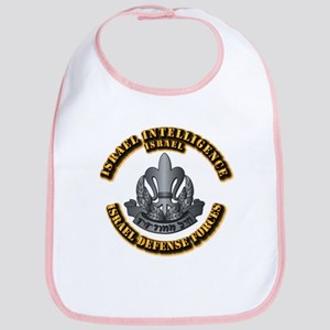 Israel - Intelligence Hat Badge Bib
