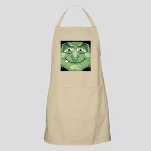 Witch Face Apron