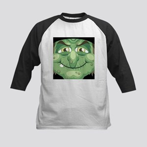 Witch Face Baseball Jersey