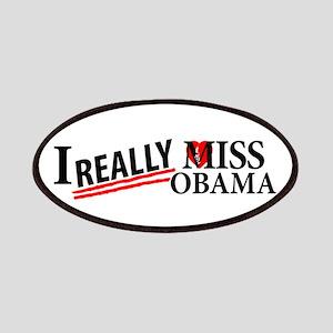 I Really Miss Obama Patch
