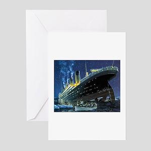 Titanic Greeting Cards