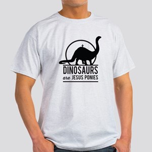 Dinosaurs Are Jesus Ponies T-Shirt 104bc54bd