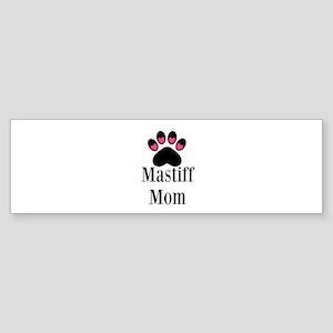 Mastiff Mom Bumper Sticker
