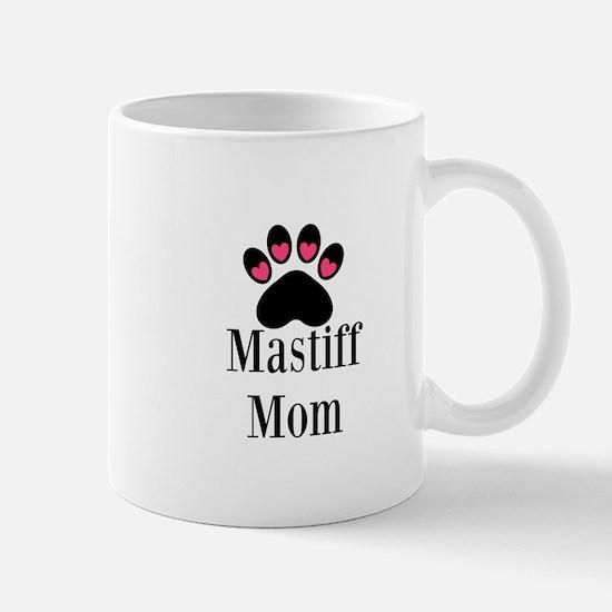 Mastiff Mom Mugs