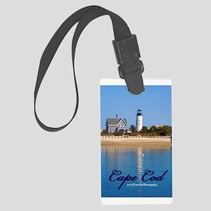 Cape Cod Lighthouse Large Luggage Tag