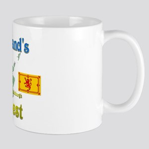 'Scotland's Finest (Edinburgh):-) Mug