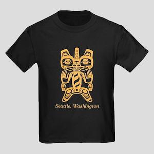 Seattle Kids Dark T-Shirt