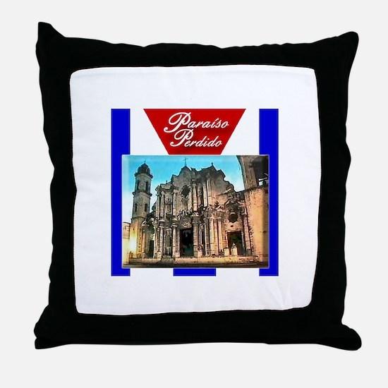 Catedral Throw Pillow