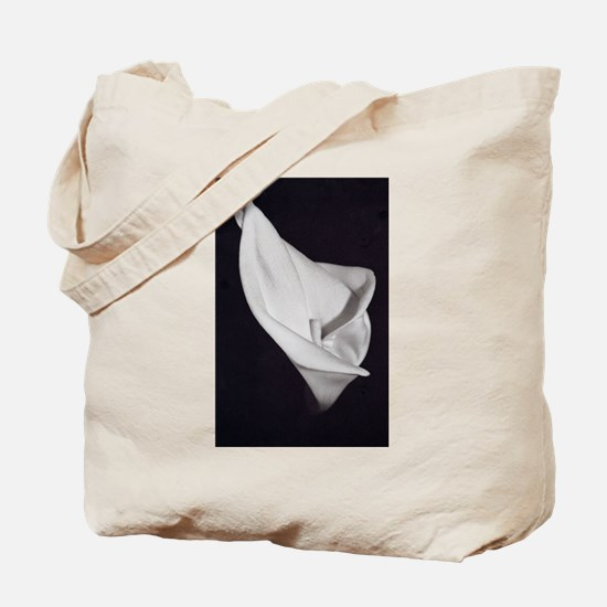 callaSingle camara Tote Bag