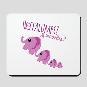 Heffalumps? Mousepad