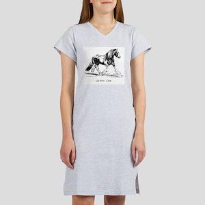 Gypsy Horse Women's Nightshirt
