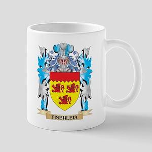 Fisehleia Coat of Arms - Family Crest Mugs