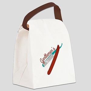 Gentlemens Blade Canvas Lunch Bag