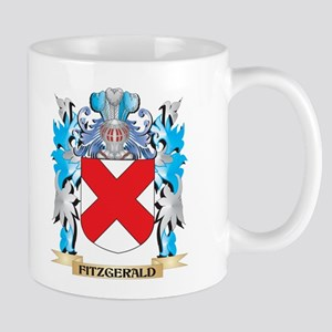 Fitzgerald Coat of Arms - Family Crest Mugs