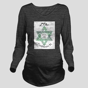 Irish Jew (Hebrew) Ash Grey T-Shirt