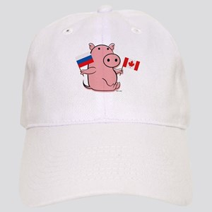 CANADA AND RUSSIA Cap