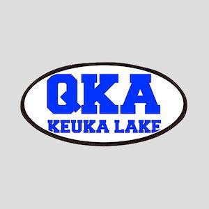 QKA Keuka Lake Patches
