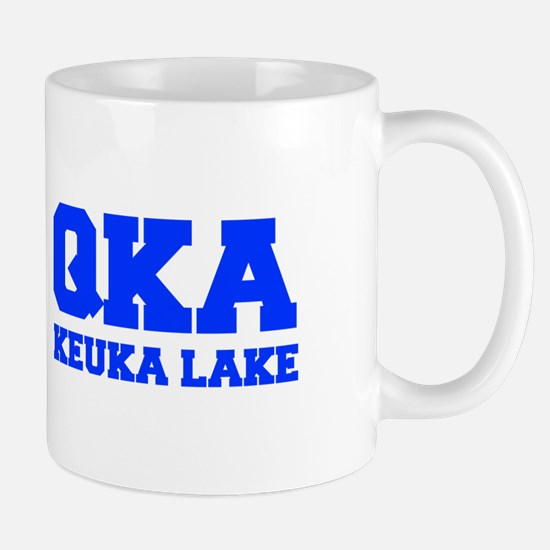 QKA Keuka Lake Mugs