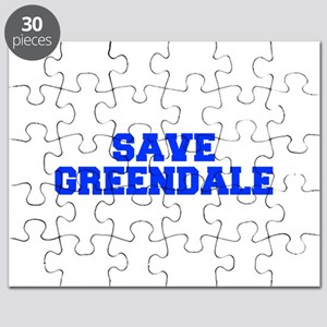 Save Greendale Puzzle