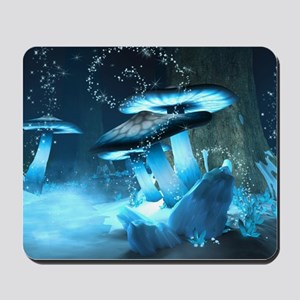 Ice Fairytale World Mousepad