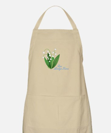 Our Ladys Tears Apron