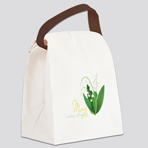 Sweetness & Humility Canvas Lunch Bag