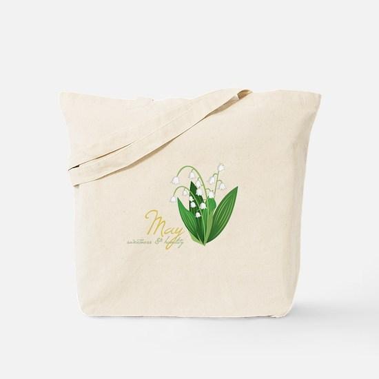 Sweetness & Humility Tote Bag