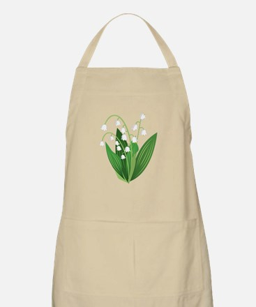 Lily Of The Valley Apron