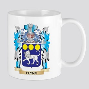 Flynn Coat of Arms - Family Crest Mugs