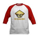 Vietnamegro Kids Baseball Jersey