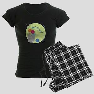 Knit & Pure Pajamas