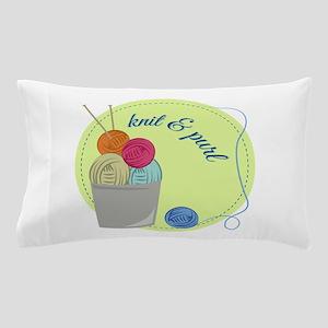 Knit & Pure Pillow Case