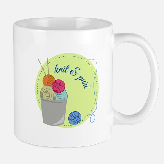 Knit & Pure Mugs