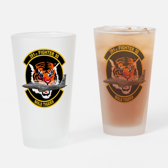 Funny Airforce Drinking Glass