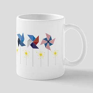 Pinwheels & Sparklers Mugs